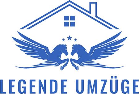 Logo-Legende-Umzüge